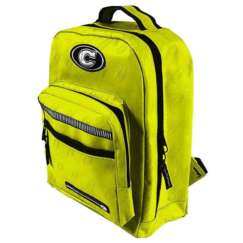 mochila company amarela