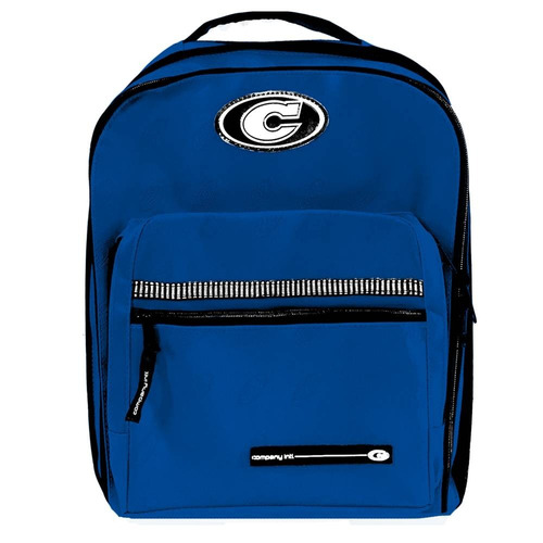 mochila company azul royal