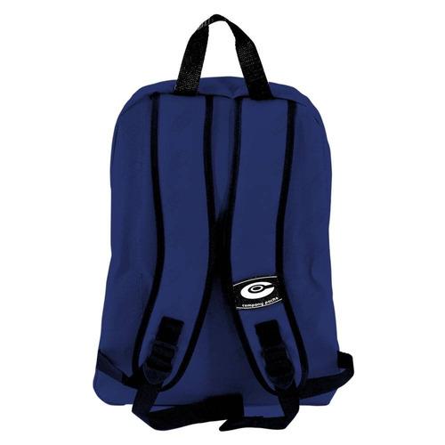 mochila company sport - azul royal