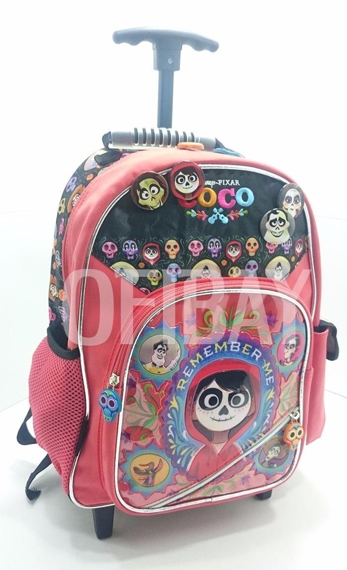 04d140d9c Cresko Mochila Coco Con Carro 16 Co024 - $ 2.561,63 en Mercado Libre