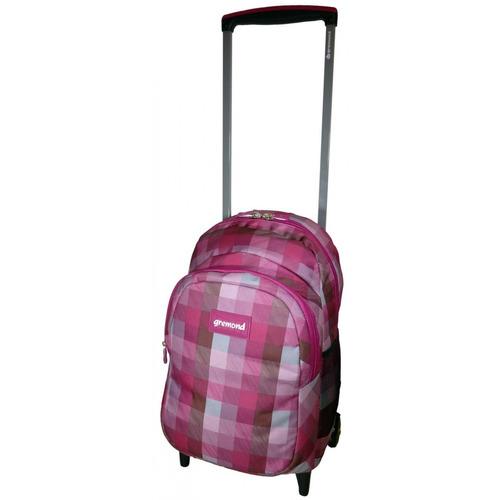 mochila con carro gremond