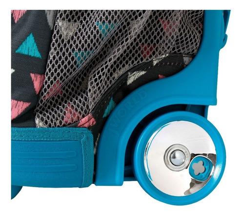 mochila con carro portanotebook j-world sundance