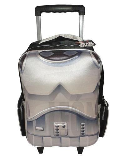 mochila con carro star wars