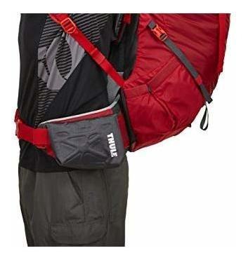 mochila con mochila versant para mujeres thule, bing, 60 l