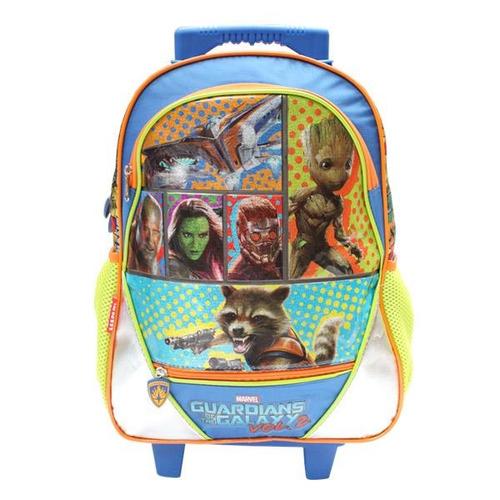mochila con ruedas primaria guardianes de la galaxia marvel