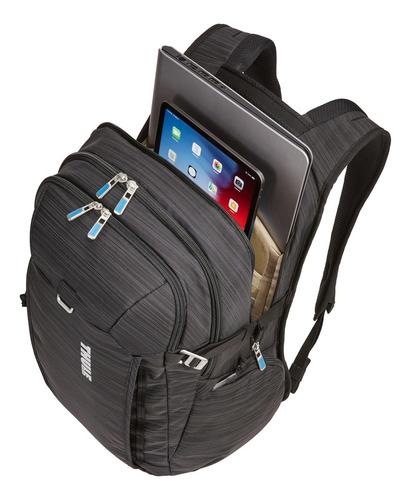 mochila construct backpack 28l black - thule