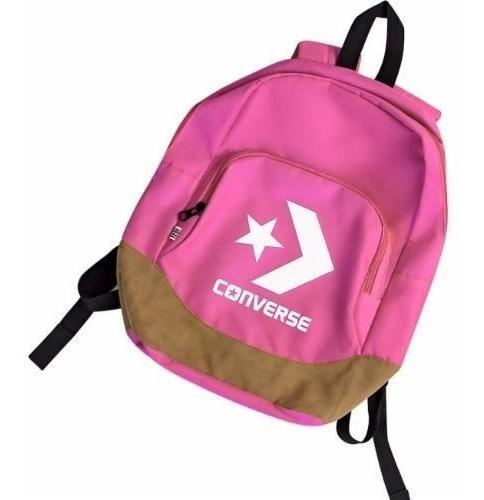 mochilas converse all star mujer
