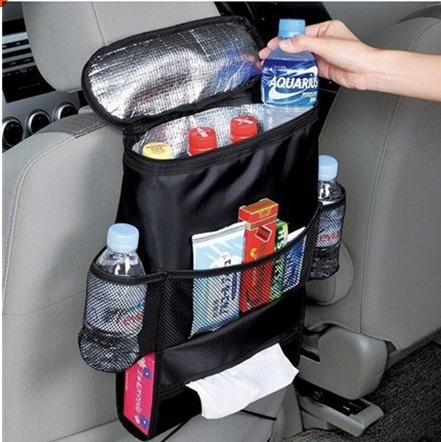 mochila cooler para auto -carro