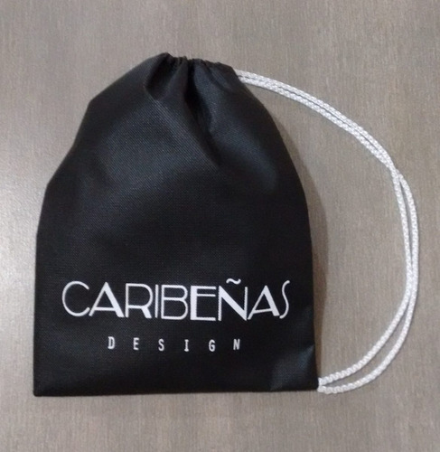 mochila cordón 1 lado friselina ecológica 35x40  lisa