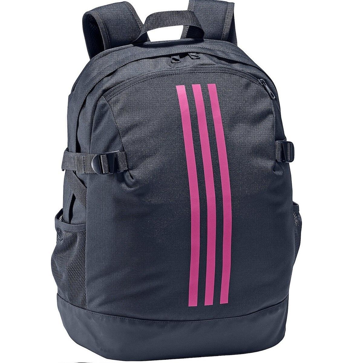 a22281a45 mochila costas adidas bp power iv unissex dm7682 azul/rosa. Carregando zoom.