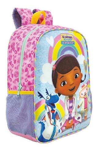 mochila costas dra. brinquedo cuddles 9012
