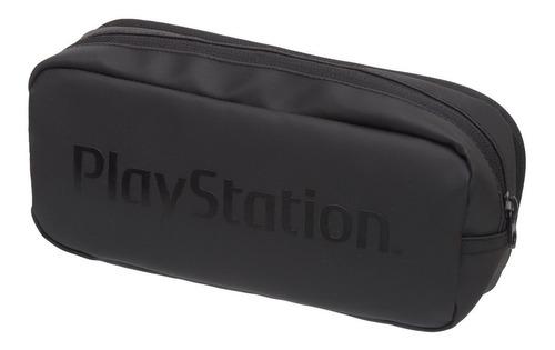 mochila costas g + estojo duplo playstation plus - pacific
