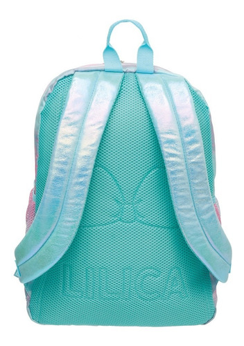 mochila costas g lilica ripilica lilica girl power - pacific
