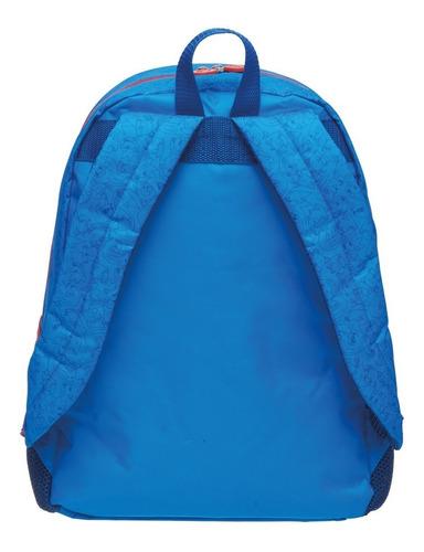mochila costas sonic pacific