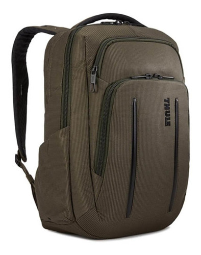 mochila crossover 2 backpack 20l- forest night - thule