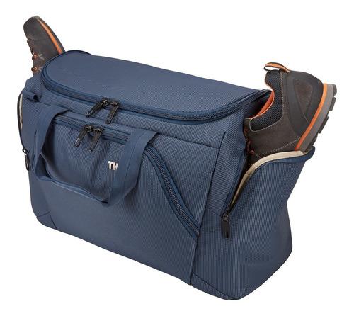 mochila crossover 44 l - dress blue - thule
