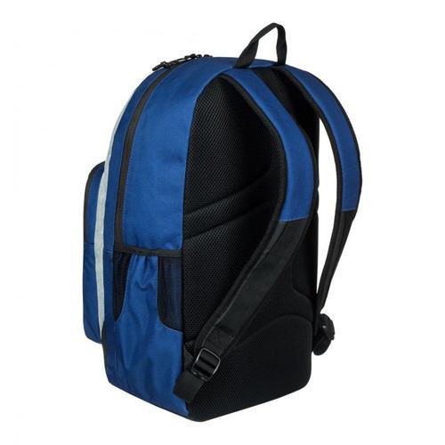 mochila dc the locker azul 100% original envío gratis