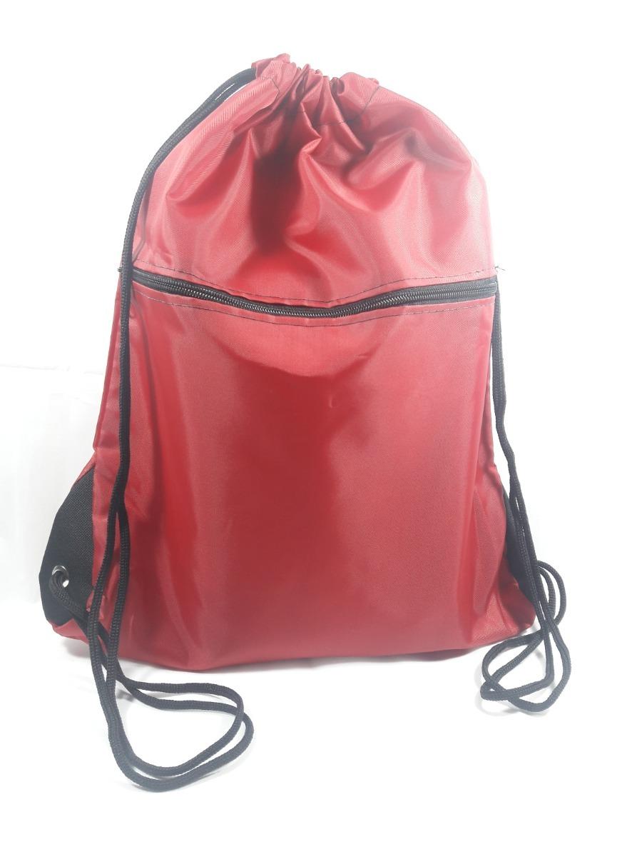 daafa221a mochila de academia sacola lisa sem estampa esporte. Carregando zoom.