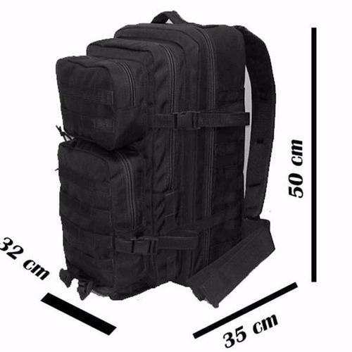 mochila de asalto 40 litros