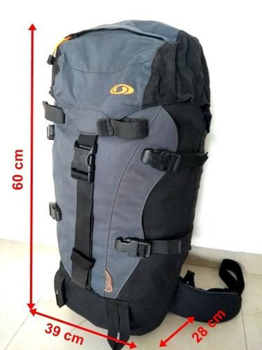 mochila de ataque salomon 30 litros