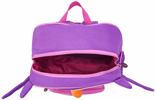 mochila de buho morada zoocchini *envio gratis