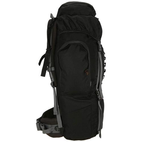 mochila de camping intruder 80l nautika - viagem - cargueira