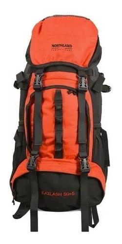 mochila de camping kailash 50 + 5 northland mochilero