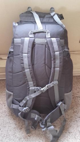 mochila de camping trekking viaje mochileo 70lt