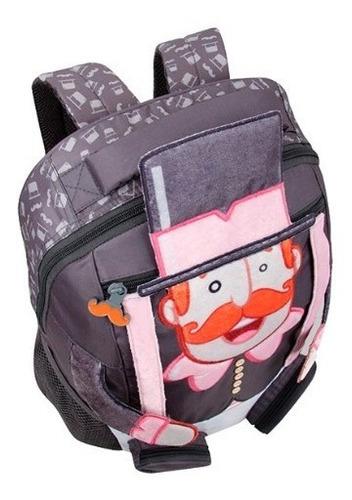 mochila de costas mundo bita - pacific - oferta