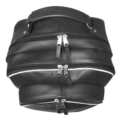 mochila de couro legítimo!! raphael fernandes