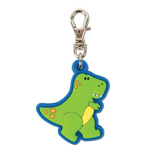 mochila de dinosaurio stephen joseph con cremallera de