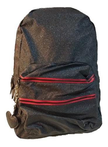 mochila de espalda 18´´ escolar urbana 47 street originales