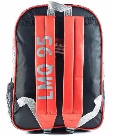 mochila de espalda disney cars con licencia original