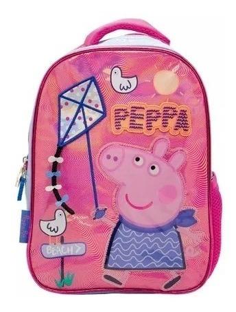 mochila de espalda peppa pig pp038 original 12'