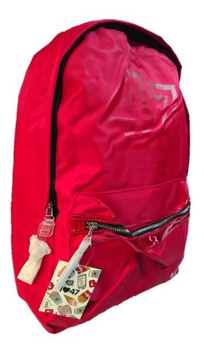 mochila de espalda urbana escolar 47 street original