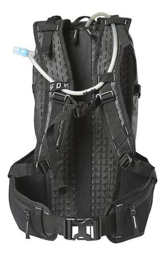 mochila de hidratacion fox large negro