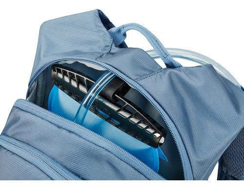 mochila de hidratacion high sierra de 12 l + reservorio para liquidos de 2 l deportes ciclismo campismo libre de bpa