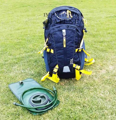 mochila de hidratacion tipo camelback ciclismo 25 litros