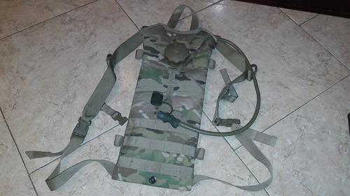 mochila de hidratacion us marines seminueva us army