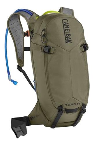 mochila de hidratação bolsa bike 14 litros toro camelbak