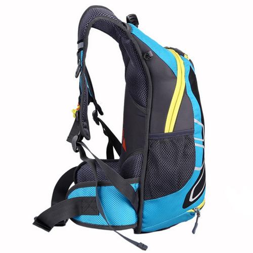 mochila de hidratação caminha reservatório 2 l motocross r15