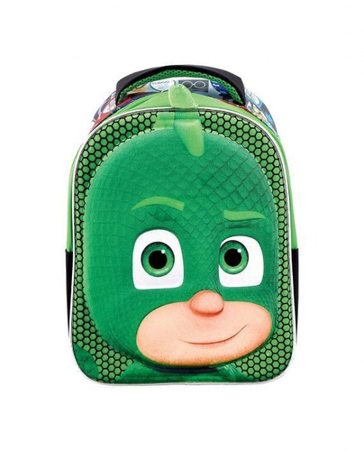 mochila de jardín pj mask 11 pulgadas