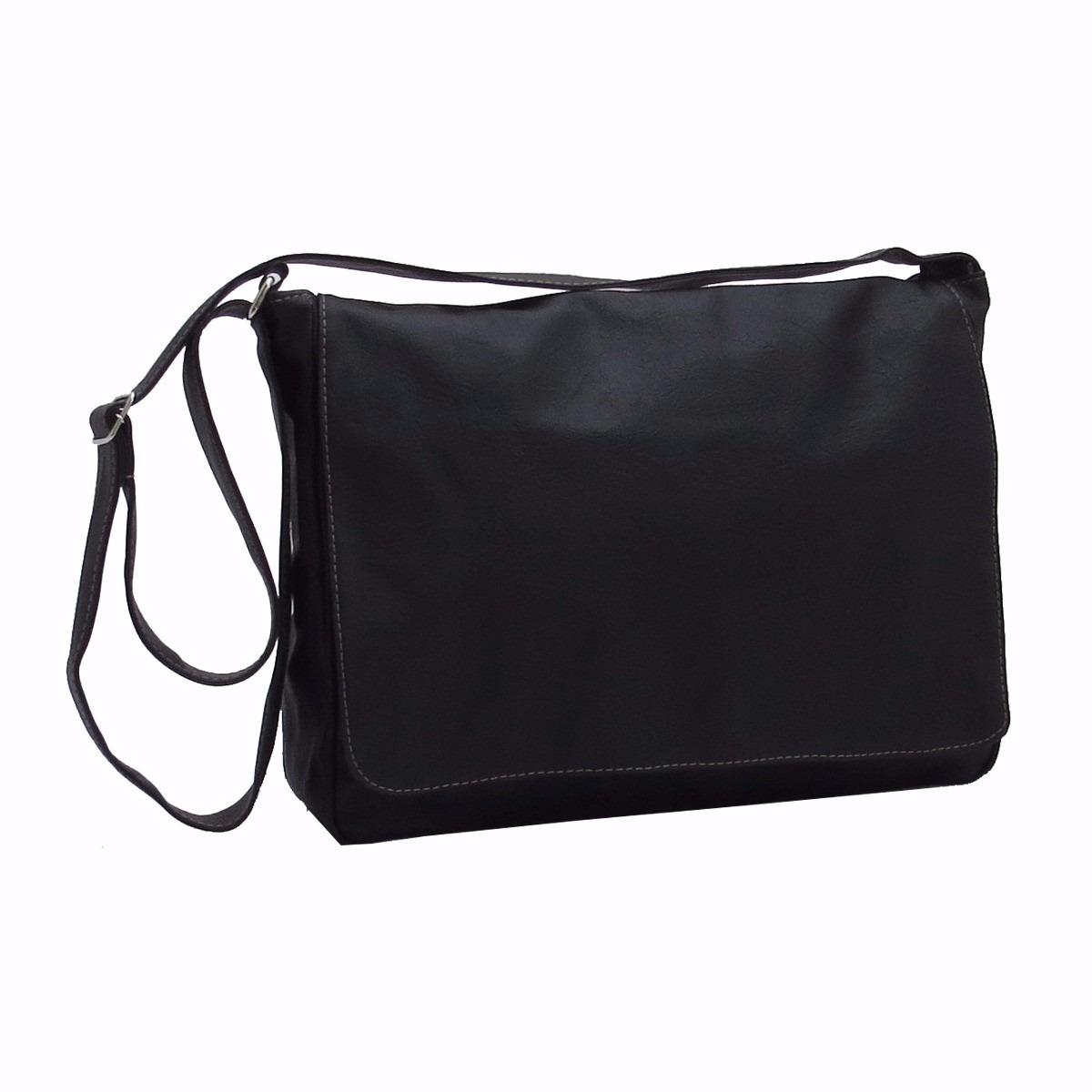 0b1a0a94c mochila de lado carteiro couro trabalho masculina feminina. Carregando zoom.