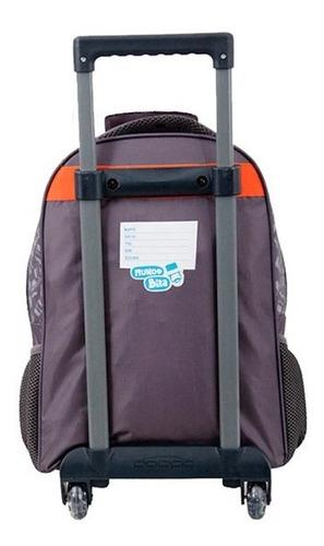 mochila de rodinha mundo bita pacific