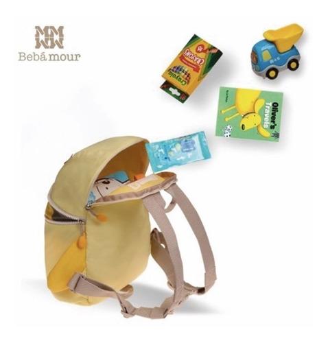 mochila de seguridad con correa arnes 2 en 1 niños y bebes