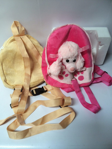 mochila de seguridad para niños