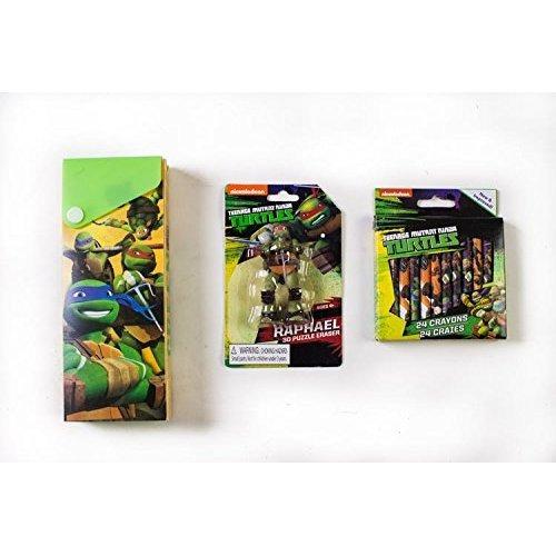 Mochila De Tortugas Ninja Adolescentes Con 2 Cuadernos De - $ 63.990 ...