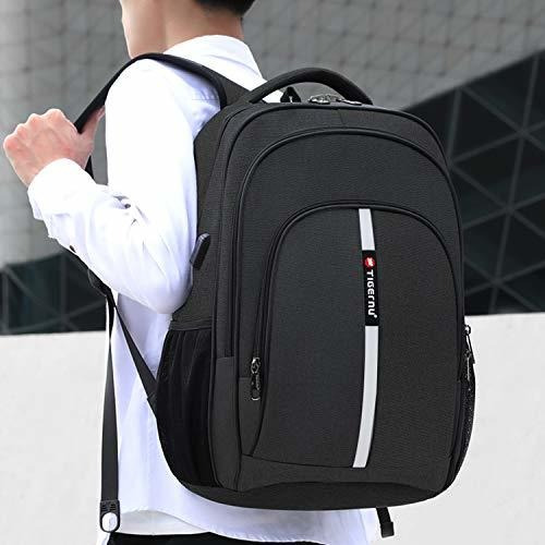 mochila de viaje de negocios fintie tigernu mochila extra gr