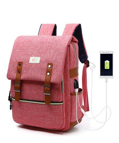 mochila de viaje modoker ultrafina, mochila retro, mochila u