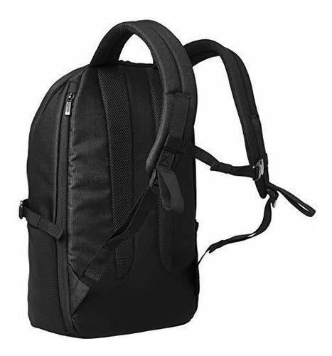 mochila del campus de amazonbasics para computadoras portati